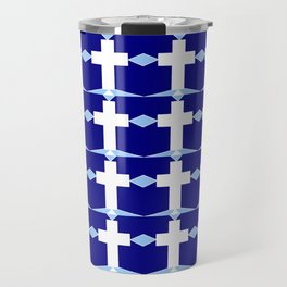Christian Cross 35 Travel Mug
