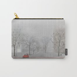 Amsterdam in winter—No.1 Carry-All Pouch