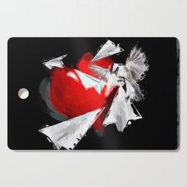 HEART ATTACK Cutting Board