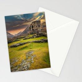 Dolbadarn Castle Snowdonia Wales Stationery Cards