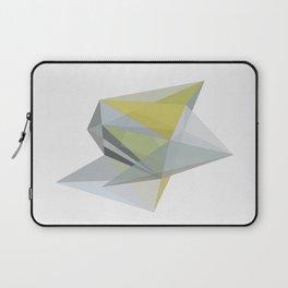 POLYTOPE OCHRE Laptop Sleeve