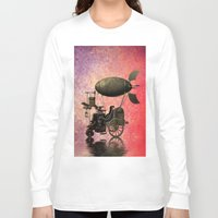 steampunk Long Sleeve T-shirts featuring Steampunk by Shalisa Photography