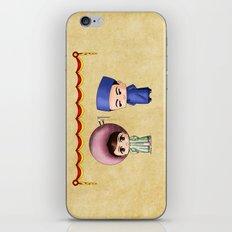 Vietnamese Chibis iPhone & iPod Skin