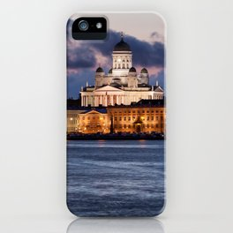 Helsinki 2 iPhone Case