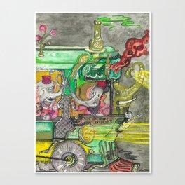 The Perfect PB & J Canvas Print