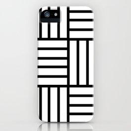 Striped iPhone Case