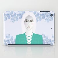 army iPad Cases featuring Army Girl by EISENHART