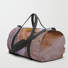 Colorful Canyon, Valley of Fire State Park Duffle Bag