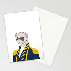 Captain Ferret Stationery Cards