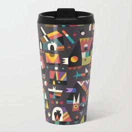 Schema 15 Metal Travel Mug