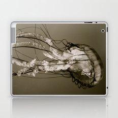 Jellyfish B&W Laptop & iPad Skin