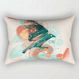 Ravenous Rectangular Pillow