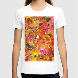 Butterfly City T-shirt