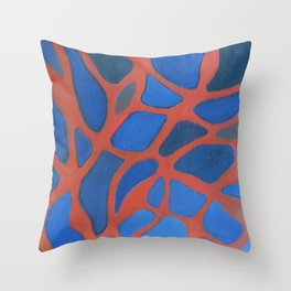 The Wrong Line Throw Pillow