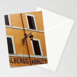 Albergo Abruzzi Stationery Cards