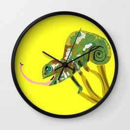 Gotcha! Wall Clock