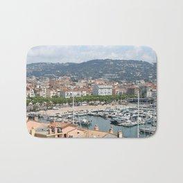 Marinas Of The World (Pt. 2 - Cannes, France) Bath Mat
