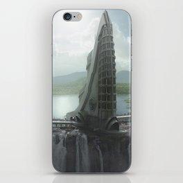 Elysium Falls iPhone Skin