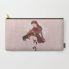 Persephone and Cerberus Carry-All Pouch