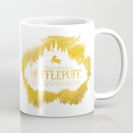 Hufflepuff Coffee Mug