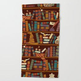 Hogwarts Things Beach Towel
