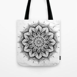 Imagination Marble Tote Bag