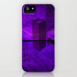 CENDRIER iPhone Case