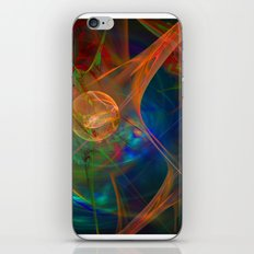 Neuron Network iPhone & iPod Skin