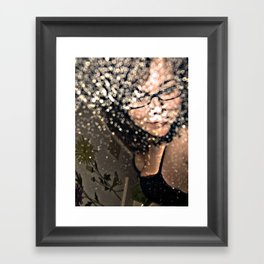 fetish IV. Framed Art Print