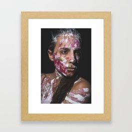 Colors of Women, C.F. 2 Framed Art Print