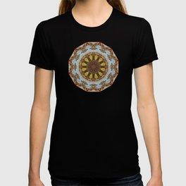 Colors of Rust, mandala 03 T-shirt