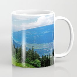 Above Interlaken Coffee Mug