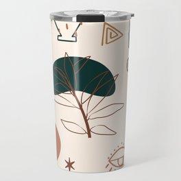 Ancient Greece-Neo Classic Travel Mug