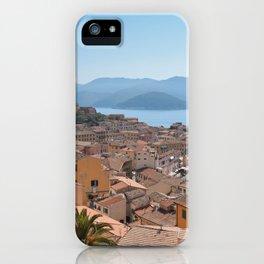 Portoferraio iPhone Case