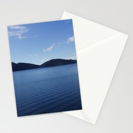 Calm Waters of the Sounds Stationery Cards