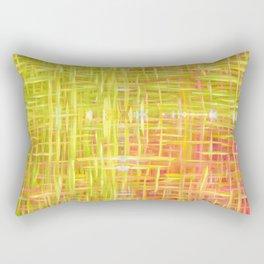 Meadow in Spring Rectangular Pillow