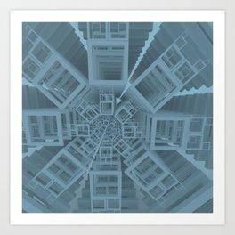 Fractal 2 Art Print