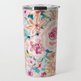 SMELLS LIKE PEACH BEACH Travel Mug