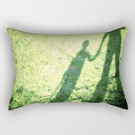 SON AND FATHER Rectangular Pillow