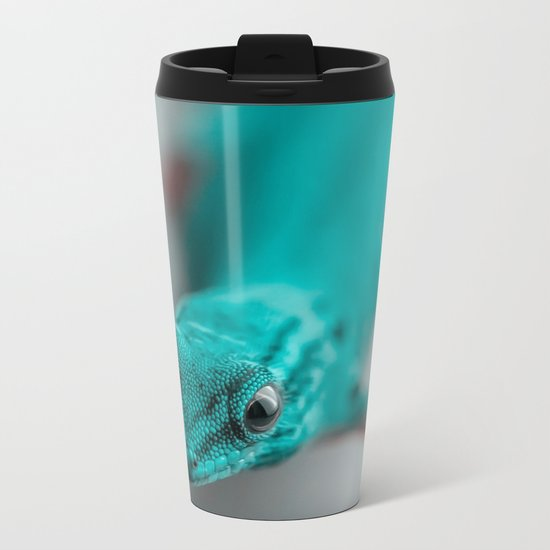 Triton Metal Travel Mug
