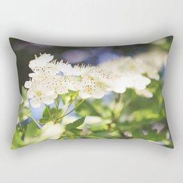 Summer Dalliance; Rectangular Pillow