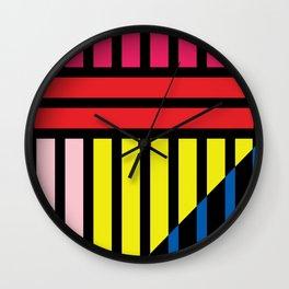 MAHATTAN NIGHT N.2 Wall Clock