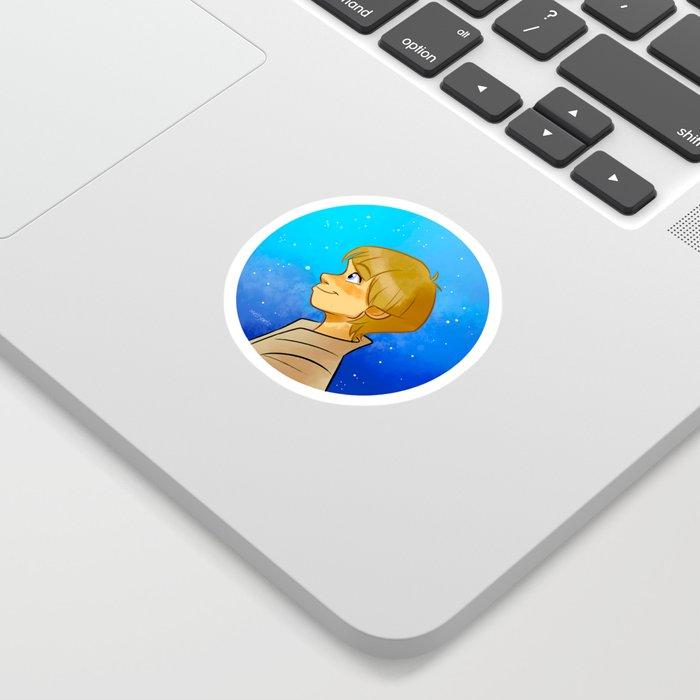 Chosen One Sticker