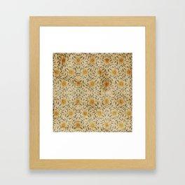 Flower for my Love Framed Art Print