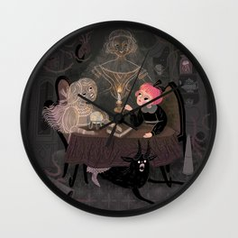 The Seance Wall Clock