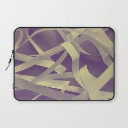 Purple paper Laptop Sleeve