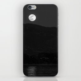 Moonrise, UC Santa Barbara iPhone Skin
