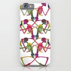 Running Skeleton with Banana n Gun Slim Case iPhone 6s