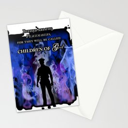 Police Tribute Stationery Cards