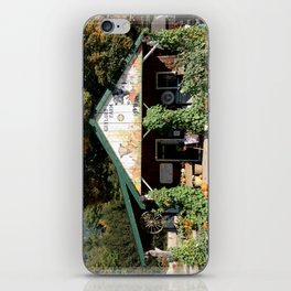 Vermont Farm Stand in Foliage Season iPhone Skin